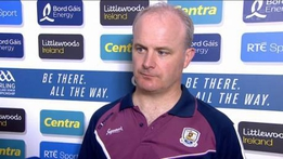 "Micheál Donoghue: ""Limerick were better""   The Sunday Game"