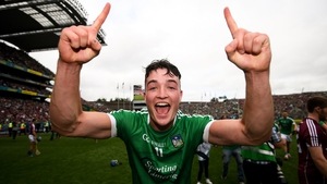 Kyle Hayes helped Limerick to their first All-Ireland since 1973