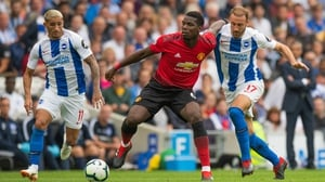 Manchester United suffered a surprise defeat to Brighton