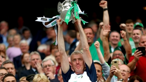It took a while but John Kiely finally got his hands on the Liam MacCarthy Trophy