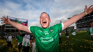 Shane Dowling celebrates