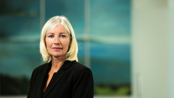 Ulster Bank's chief executive Jane Howard says that despite speculation, she can confirm that no decision has been taken