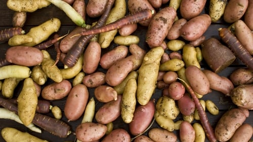 Ireland's imports included 72,000 tonnes of potatoes