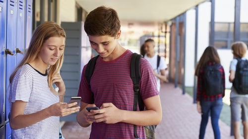 Is an all-out ban the solution to smartphones in school? Photo: iStock