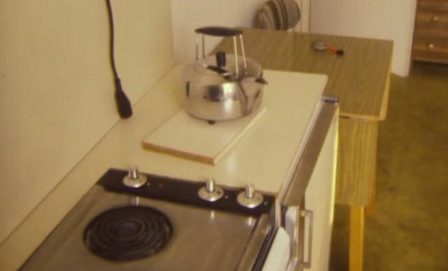 Kitchenette in Bedsit (1984)