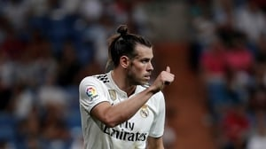 Gareth Bale has played in Madrid since 2013