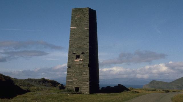 Valentia Island Mining Tower