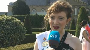 Helena Hughes, the 2018 Kilkenny Rose