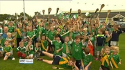 Six One News (Web): Limerick's hurling heroes set for homecoming