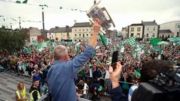 A triumphant homecoming | RTÉ News