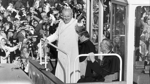 Pope John Paul II's remark about Irish youth has resonated for years