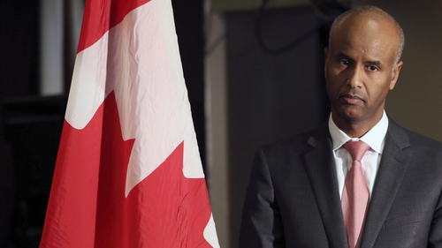 Immigration Minister Ahmed Hussen said Canada will admit up to 20,500 parents and grandparents under its reunification program in 2019