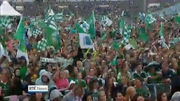 Nine News (Web): Thousands welcome home Limerick's hurling heroes