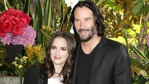 'The Happy Couple' - Winona Ryder and Keanu Reeves promoting their new rom-com, Destination Wedding