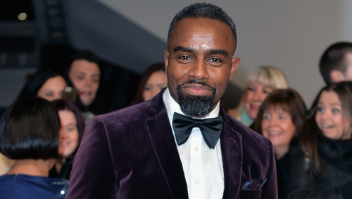 Casualty actor Charles Venn for Strictly Come Dancing
