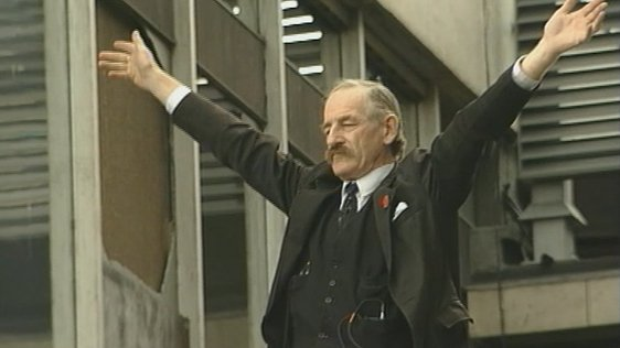 Jer O'Leary as Jim Larkin (2003)