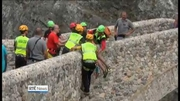 One News (Web): 11 hikers killed in flash flooding in southern Italy
