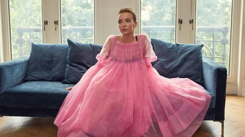 """You should never call a psychopath a psychopath. It upsets them."" Jodie Comer as Villanelle in Killing Eve"