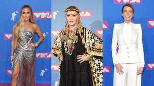 Madonna attends the 2018 MTV Video Music Awards