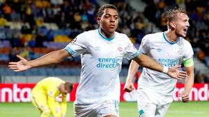 Donyell Malen got the winner for PSV