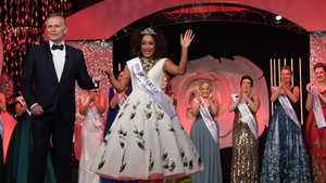 Congratulations to the 2018 Rose of Tralee, Waterford Rose Kirsten Mate Maher