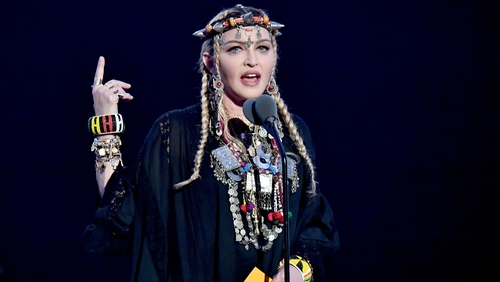 Madonna has released new music in the last few weeks
