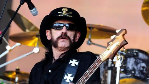 Lemmy, who died in 2015