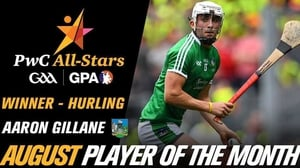 Aaron Gillane was one of the many stars in Limerick's path to All-Ireland glory