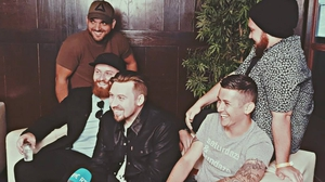 Irish rockers Vinci talk to RTÉ Entertainment about their US break and career so far