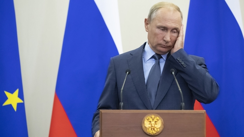 """""""The truth of the matter is that Russia has not been the aggressor in world events over the last 30 years"""""""