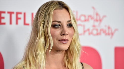 """Kaley Cuoco - """"No matter when it was going to end, my heart would have always been broken in two"""""""