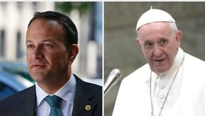 Leo Varadkar said he would try to raise as many issues as possible during his brief meeting with Pope Francis