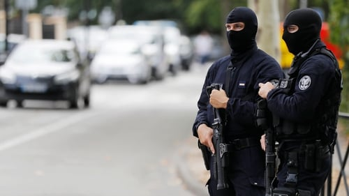 Two killed in knife attack at Paris suburb Trappes; IS claims responsibility