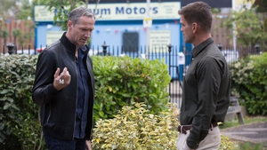 Former Red Rock actor Sean Mahon makes his debut as Ray on EastEnders