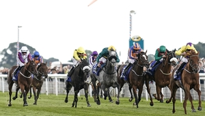 Sea Of Class (r) saw off her rivals at York