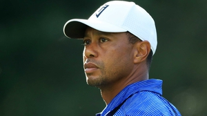 Tiger Woods carded an opening 71