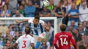 Leon Balogun looks set to start against Liverpool