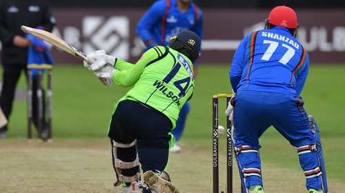 Ireland-Afghanistan final T20 abandoned