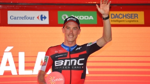 Rohan Dennis leads after stage 1