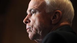 John McCain had been battling glioblastoma