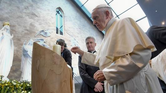 Papal Visit - Knock