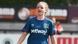 Leanne Kiernan is heading for Wembley