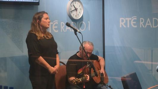 Live Music: Pauline Scanlon and Donal Lunny