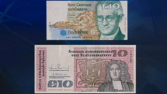 New Ten Pound Note (1993)