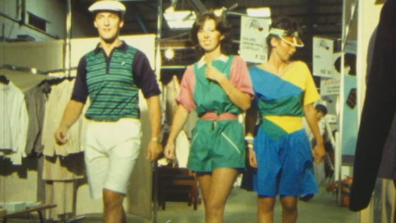 Futura Fashion Fair (1983)