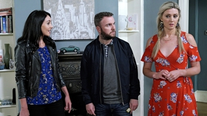 Kerri-Ann loses her cool when she sees Amy on Fair City