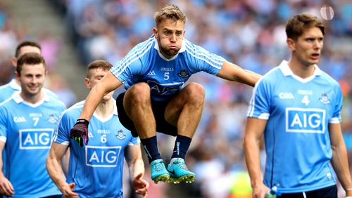 Johhny Cooper is looking for a fifth All-Ireland title this weekend when defending champions Dublin take on Tyrone