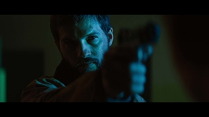 Logan Marshall-Green as technophobe turned cyberman in Upgrade