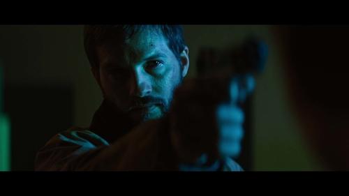 Logan Marshall-Green as technophobe turned cyberman in Upgrade
