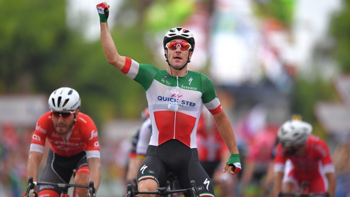 Dennis completes sweep of Grand Tour time trials with Vuelta success